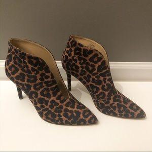 Jessica Simpson   Cheetah Booties